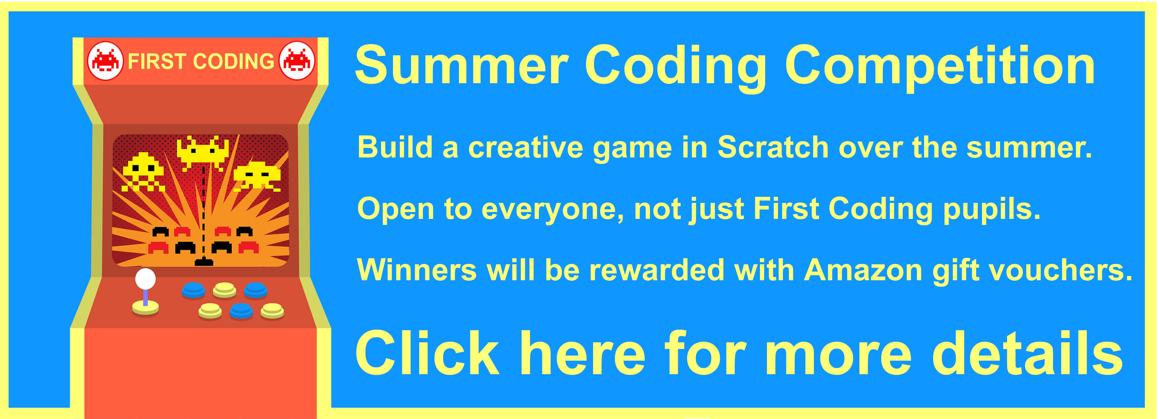 First Coding - Summer Coding Competition