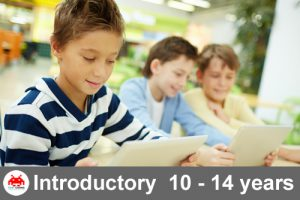 Introductory Course - First Coding Creative Coding for Kids