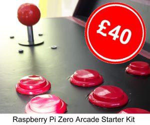 First Coding - DIY Raspberry Pi Retro Gaming Arcade Kit
