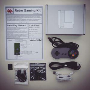 Raspberry Pi Retro Gaming Kit