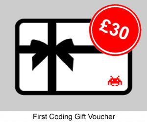 First Coding Gift Voucher
