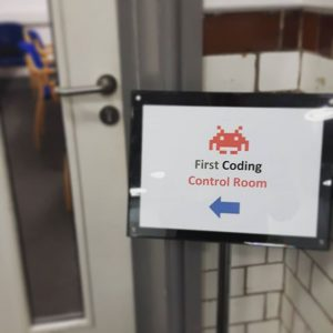 First Coding - The Old Fire Station, Salisbury