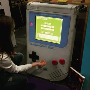 Largest working Gameboy in the world